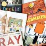 Books about making friends for children