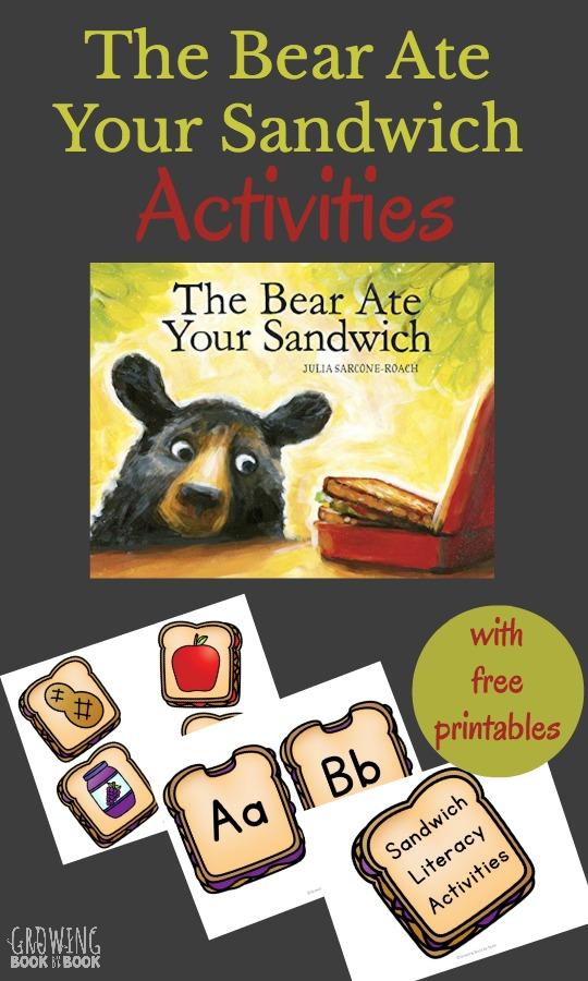 Kids Sandwich Books
