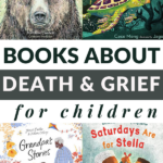picture books about death and grief
