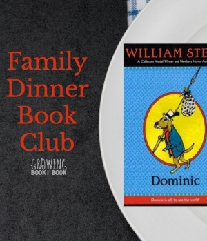 Dominic Family Dinner Book Club for family time.