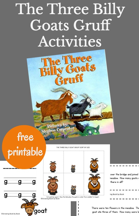 the-three-billy-goats-gruff-activities