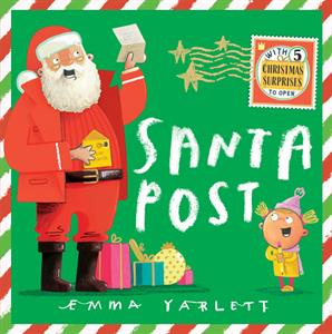 christmas book similar to the Jolly Postman