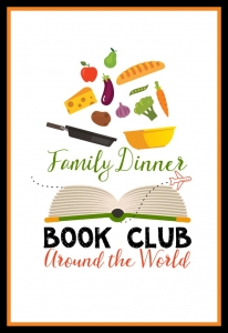 Travel around the world during Family Dinner Book Club. Menu ideas, table crafts, conversation starters and kindness projects each month. A free printable planner is included.