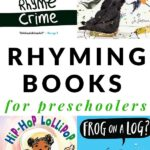 rhyme books for preschoolers and kindergarteners