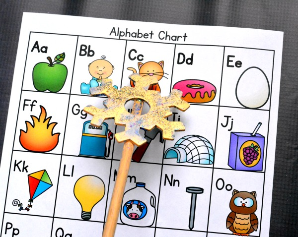 The Best Free Printable Alphabet Chart