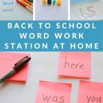 WORD WORK IDEAS TO DO AT HOME
