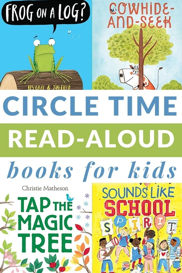 READ-ALOUDS FOR CIRCLE TIME