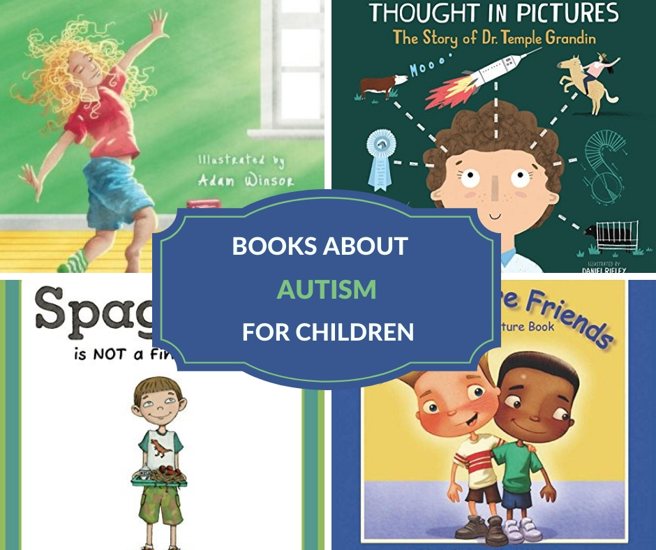 autism related books for kids