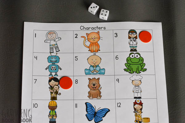 creative writing ideas for children