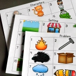 Try these creative story starters for kids. They are great story prompts for kids of all ages to work on storytelling and as writing prompts.