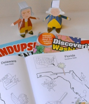coloring and activity books from Dover Publications