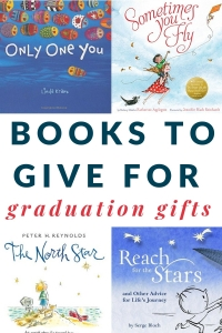 Great graduation gifts are books that will be treasured for always. These graduation books are the perfect gift idea.