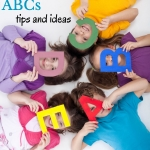 Tips and ideas for learning your abcs. What is the best way to teach toddlers and preschoolers the letters of the alphabet?