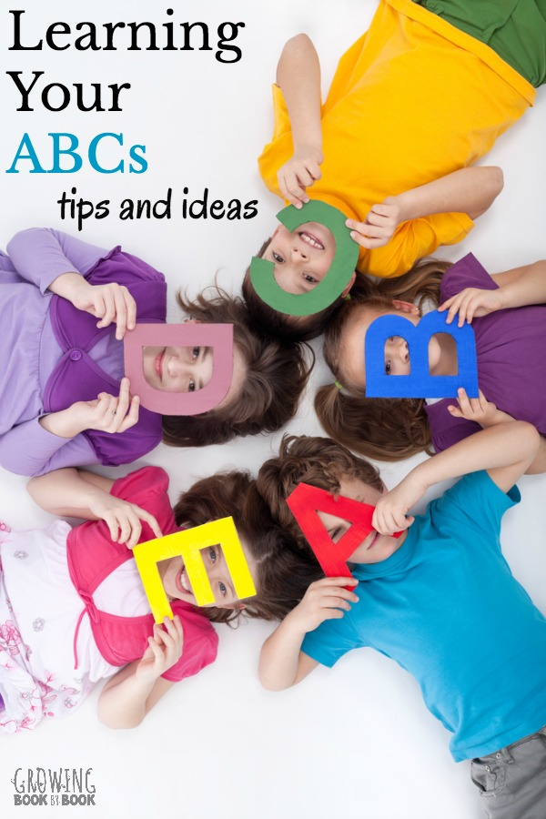 Hands On Ways To Learn The Alphabet