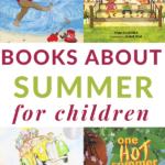 preschool books about summer