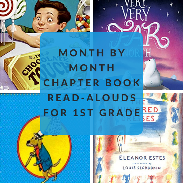 books to read aloud to first graders