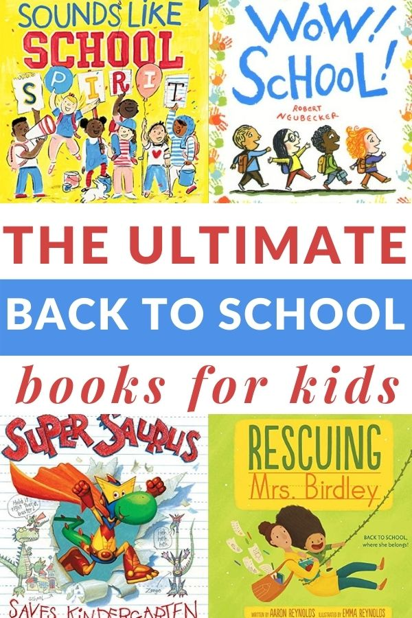 ultimate back to school list