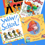 books to read aloud for the first day of school and beyond