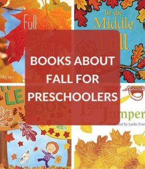fall book picks fro preschool
