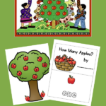 activities to do with Ten Red Apples