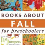 preschool books about fall