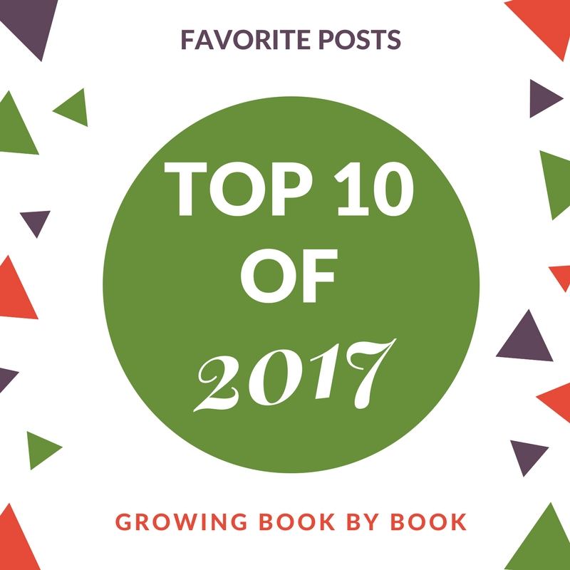Check out the favorite posts on Growing Book by Book in 2017.