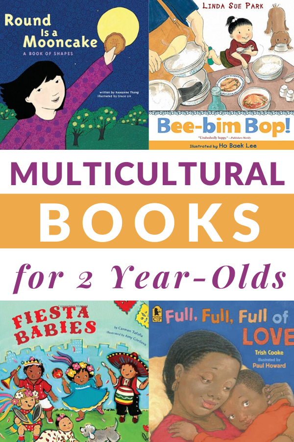 multicultural books for toddlers