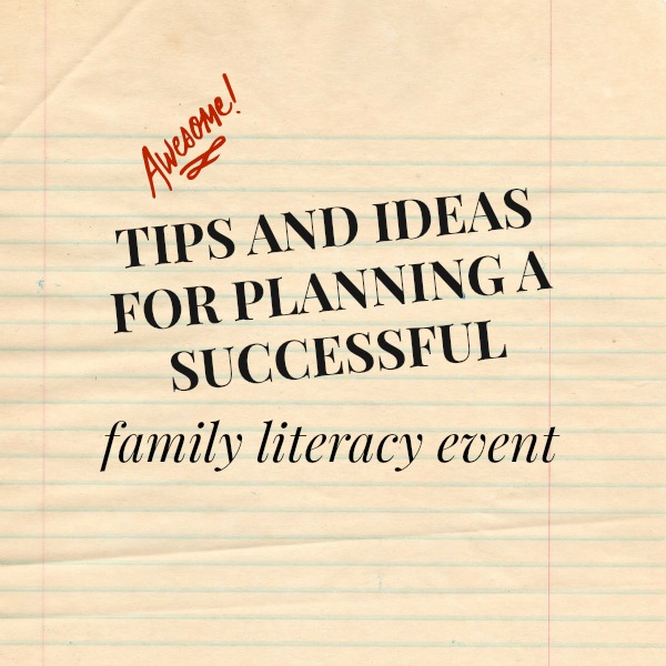 Do you want to involve more families in your family literacy events at school? Would you like to have rocking events that families will love? Here are some family literacy night ideas and tips that will set you on the road to success.