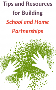 building school and family partnerships