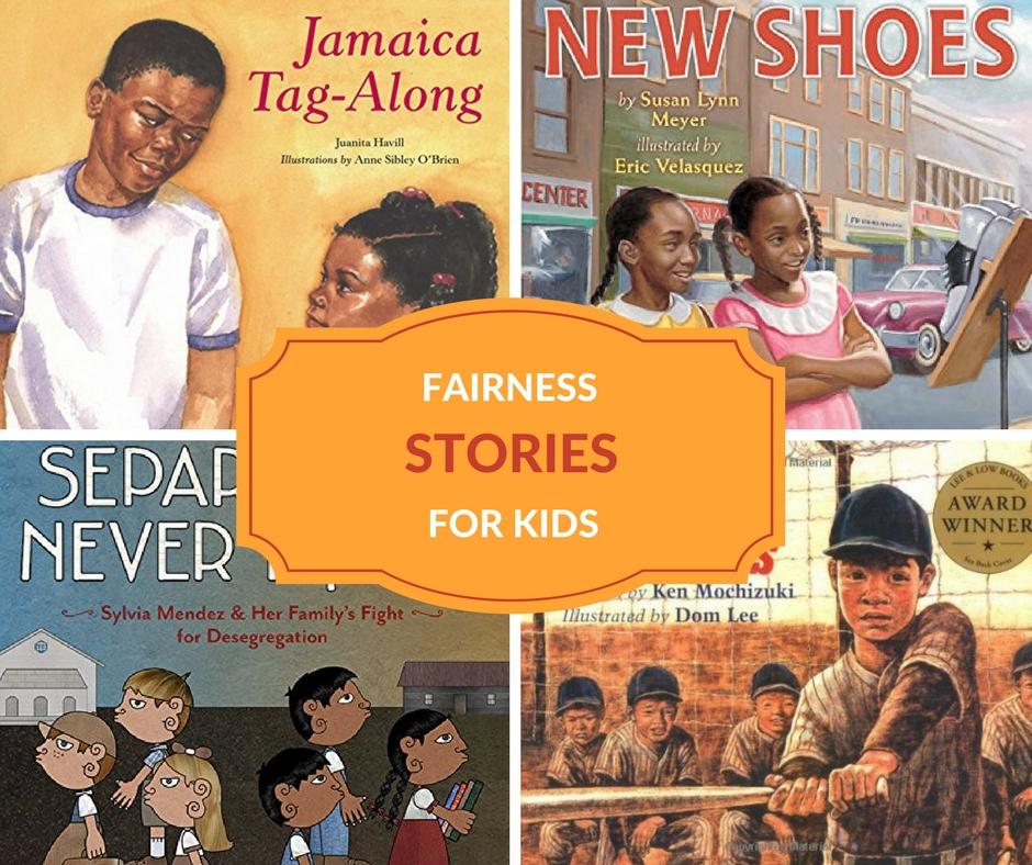 fairness book for kids