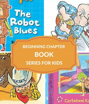 beginning chapter book series for kids