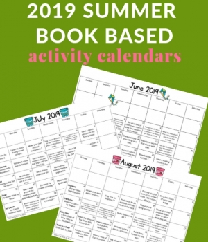 summer activity calendars that you can print