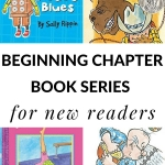 book series for new chapter book readers