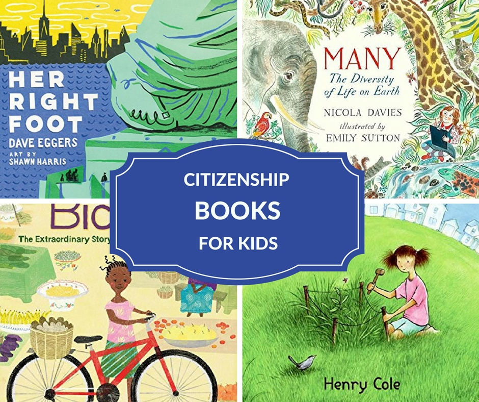 children's books about citizenship
