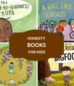 kids books about honesty