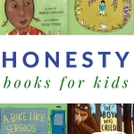 Children's books about honesty for kids
