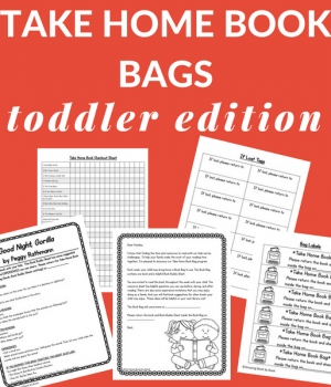 toddler literacy bag printables