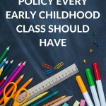 The best homework policy for schools and families.