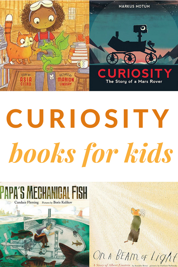 CURIOSITY BOOKS FOR KIDS
