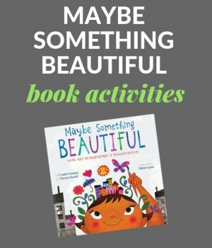 maybe something beautiful activities for Read for the Record