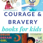 children's books about courage