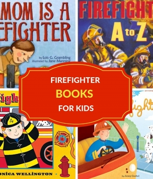 books about firefighters for preschoolers