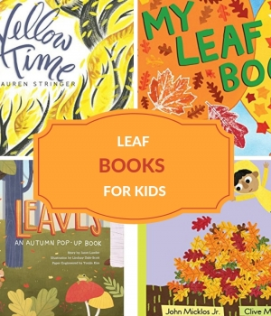 children's books about leaves