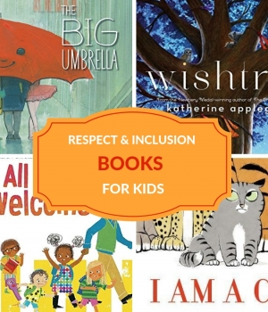 books about respect and inclusion