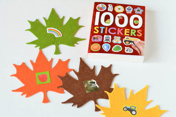 leaf hunt phonemic awareness game