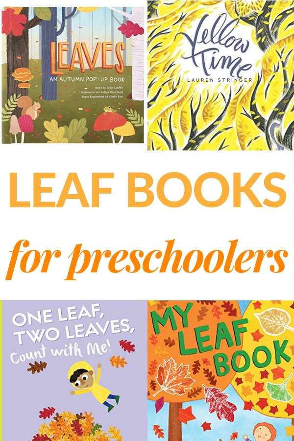 books about leaves