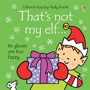 that's not my elf touch and feel book