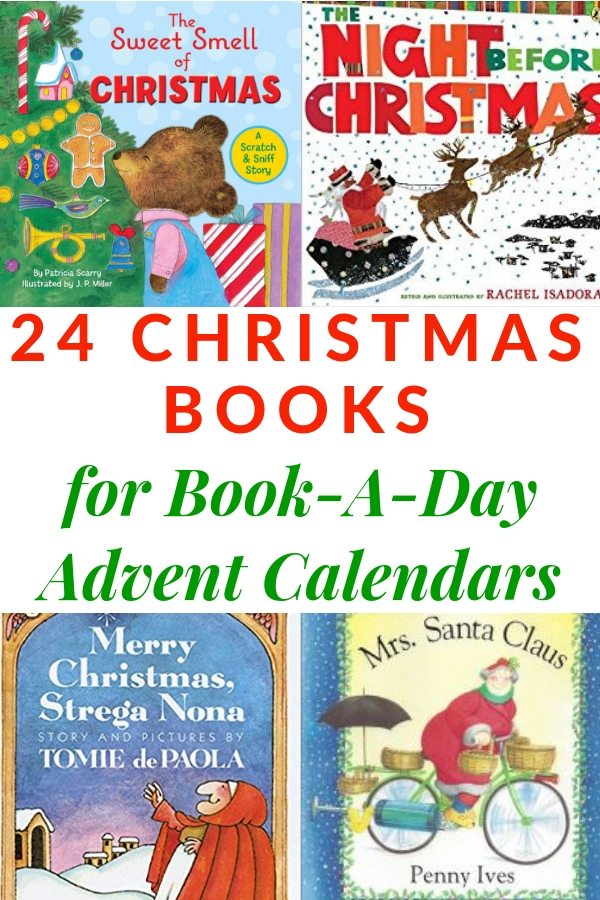24 Christmas Children's Books