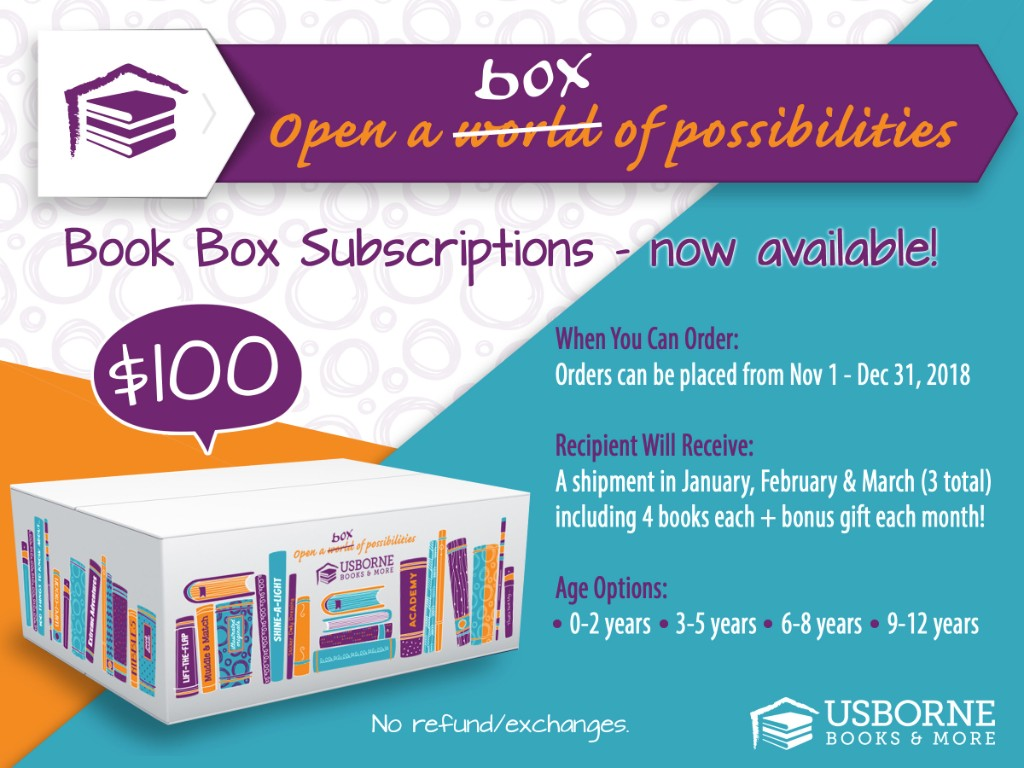 usborne book subscription box