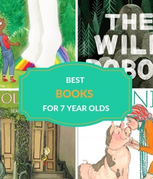 books for kids that are 7